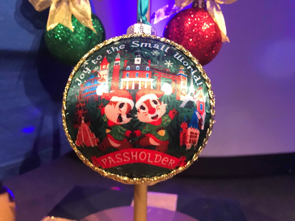 Photo Tour: Festival of the Holidays Merchandise At Epcot 5