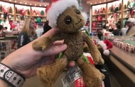 Christmas Groot Shoulder Pet Is A Lovable Pal For All Of Your Adventures