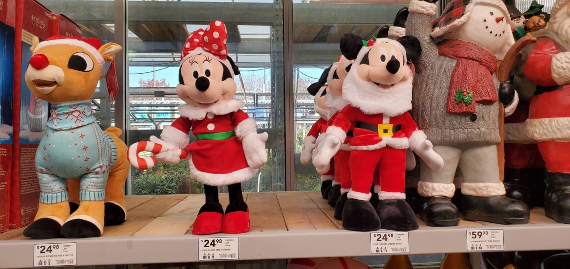 Lowes Disney Holiday Collection Brings Magic To Your Home