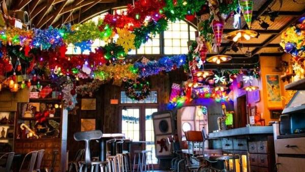 Jock Lindsey's at Disney Springs Releases Holiday Bar Menu 5