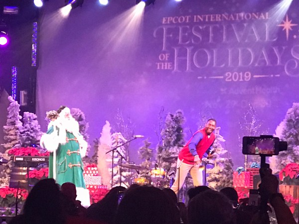 Dazzling Festive Entertainment Is Coming Soon To Epcot International's Festival Of The Holidays 3