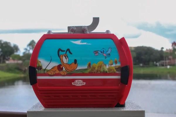 New Disney Parks Exclusive Funko Pop - Disney Skyliner Mickey Mouse 2