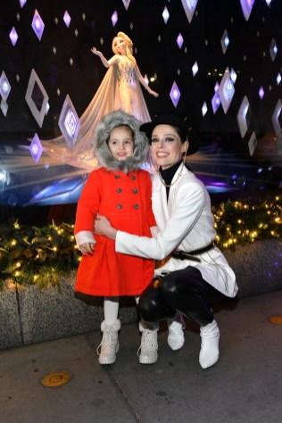 "Disney And Saks Fifth Avenue Unveil ""Disney Frozen 2"" Windows"