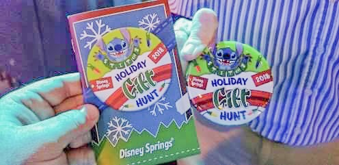 Stitch's Holiday Gift Hunt Returns to Disney Springs