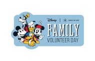 Disney and Points of Light To Host 'Family Volunteer Day' Event Nov. 23 at Disney Springs