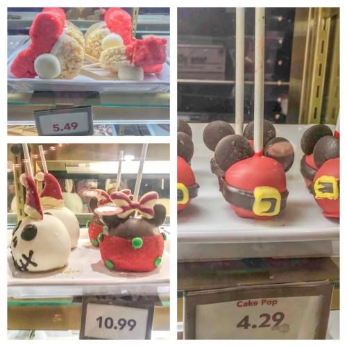 Christmas Bakery Treats Arrive at Magic Kingdom 1