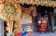 New Holiday Decorations Adorn Animal Kingdom