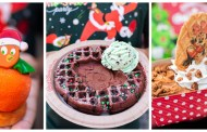 Sneak Peek of the Foods of Mickey's Very Merry Christmas Party