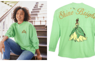 Tiana Spirit Jersey For 10th Anniversary Of Princess And The Frog