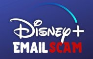 Email Scam Targeted at Disney+ Subscribers