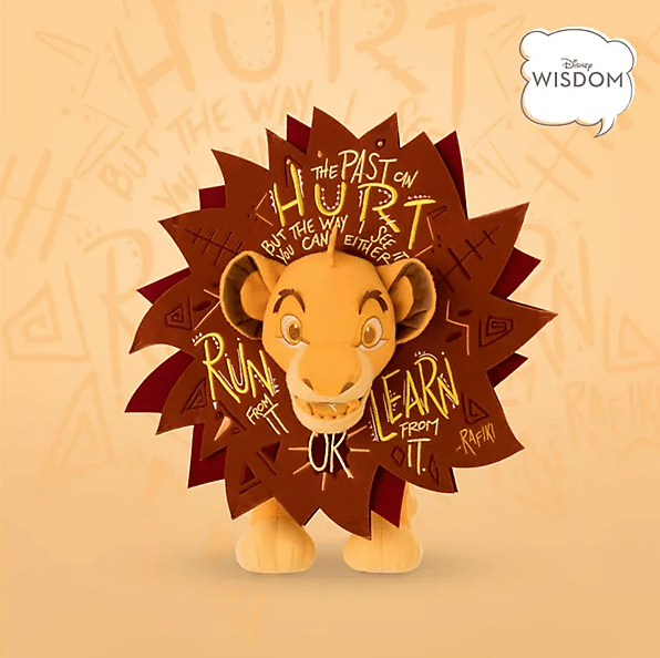 Lion King Wisdom Collection Debuts For November From Disney Store 1