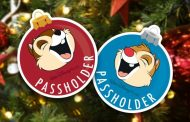 New Chip and Dale Annual Passholder Magnets Coming to Epcot Festival of the Holidays