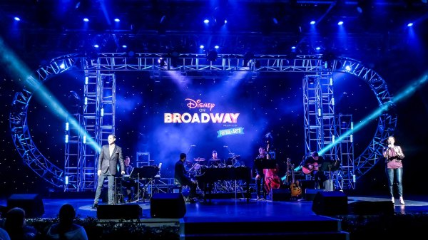 Disney on Broadway Concert Series Performers Announced