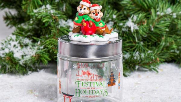 Holiday Cookie Stroll Cookie Jar Returns for Epcot International Festival of the Holidays 1