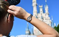 Magical New Disney Citizen Watches Showcase Beloved Park Icons