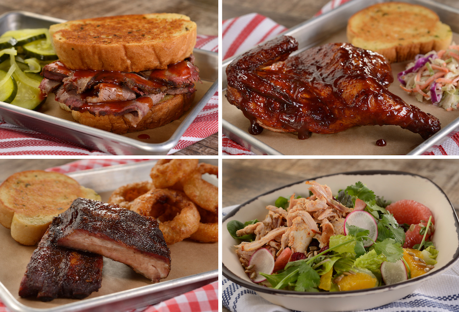 Regal Eagle Smokehouse Menu Coming to Epcot This Winter