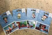 New Disney Gift Card Holiday Pin Series!