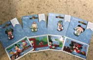 New Disney Gift Card Holiday Pin Series!