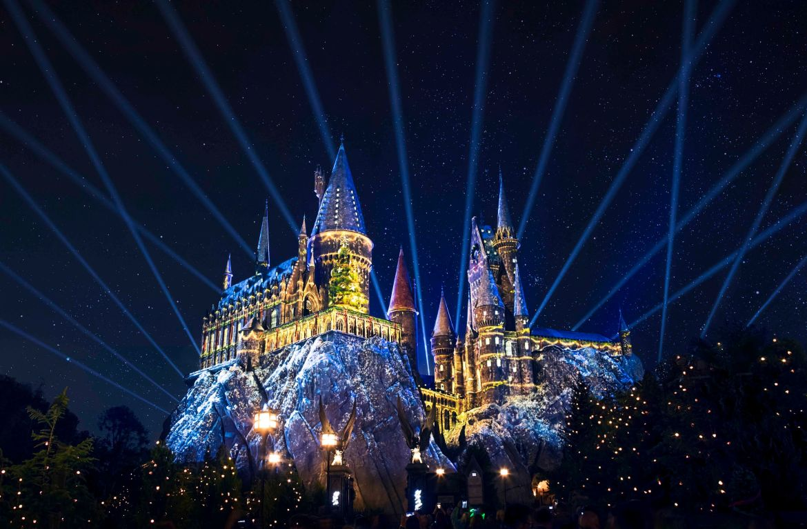 Holidays Celebrations Begin At Universal Orlando Resort