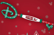 New Disney Store Holiday Key Commemorates The Magic Of The Season
