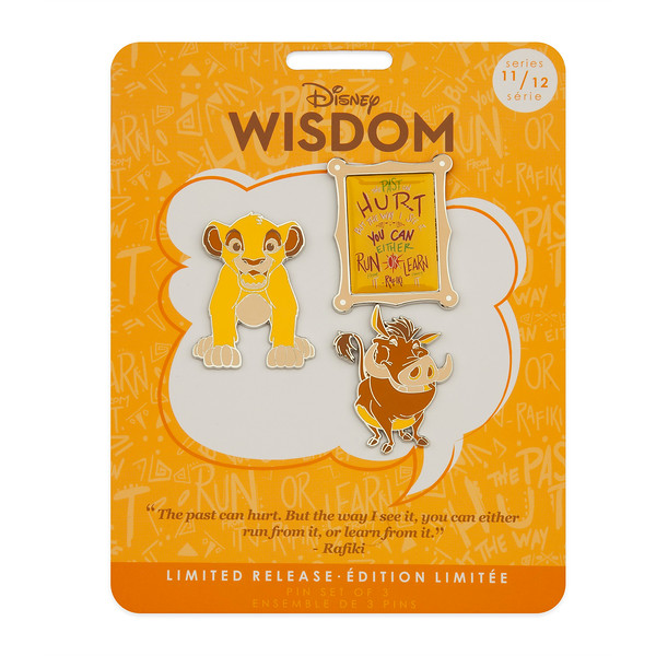 Lion King Wisdom Collection Debuts For November From Disney Store 5