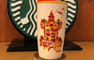 New Starbucks Park Icon Ceramic Tumbler at Disney's Hollywood Studios