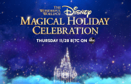 'The Wonderful World of Disney: Magical Holiday Celebration' Airs Tomorrow!