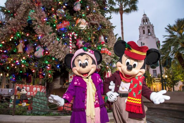 It's Time To Celebrate The Holidays At The Disneyland Resort
