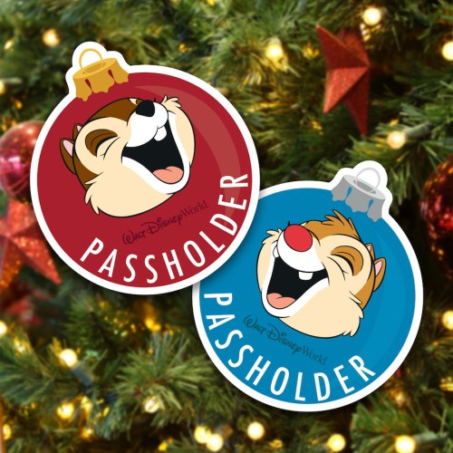 New Chip and Dale Annual Passholder Magnets Coming to Epcot Festival of the Holidays 2