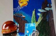 Sneak Peek at Murals Inside Disney's Riviera Resort