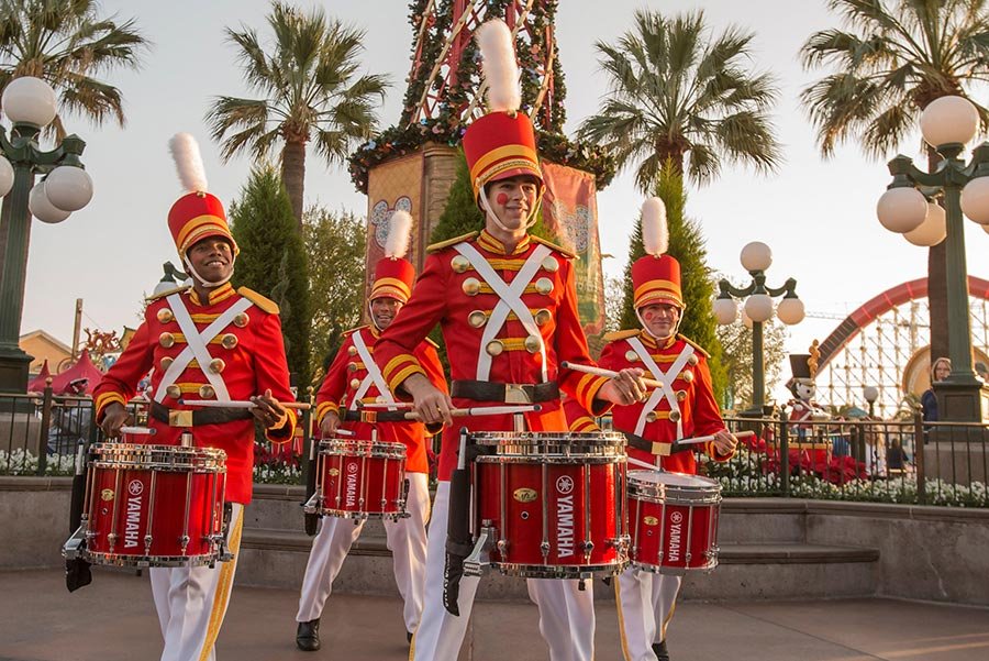 Disney Festival of the Holidays at Disney California Adventure Features New Performances