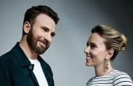Chris Evans and Scarlett Johansson Discuss Nervous Beginnings with Marvel