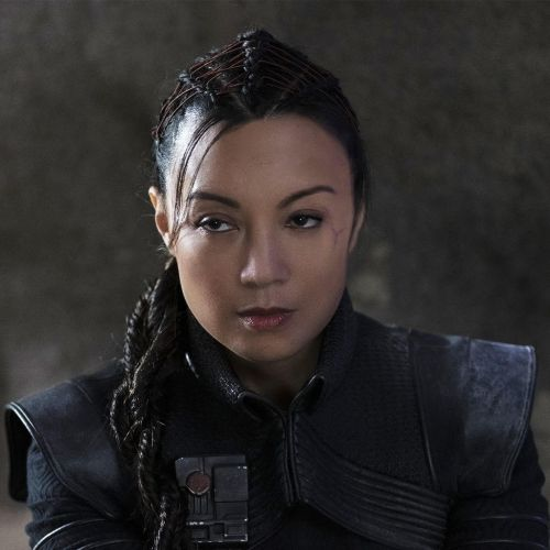 First Look at Ming-Na Wen in 'The Mandalorian' Revealed 3