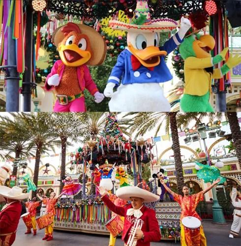 Disney ¡Viva Navidad! At Disney California Adventure Is Here! 2