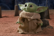 Hasbro & Disney Partner up to bring you more Baby Yoda Merchandise!
