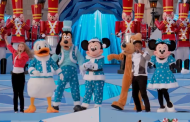 Disney Channel Holiday Party at Walt Disney World Airing Tonight
