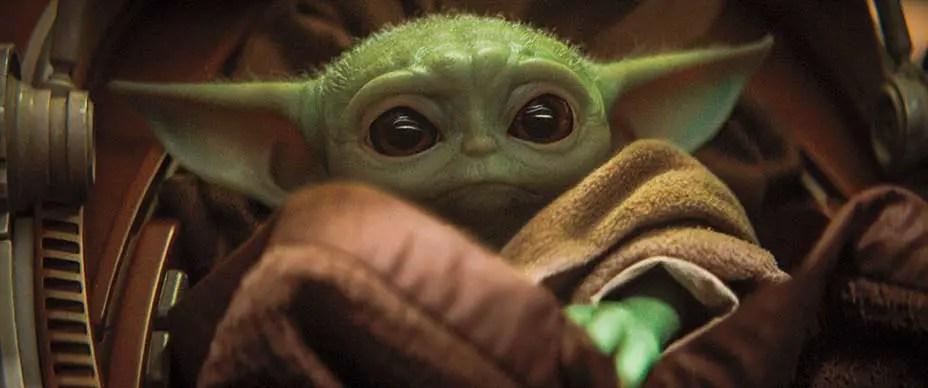 "Jon Favreau Explains Why He Created ""Baby Yoda"""
