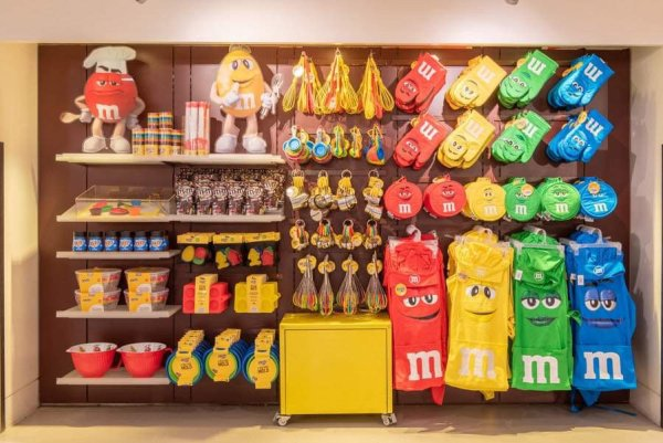 M&M Store to Sweeten Up Disney Springs 2