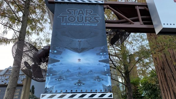 Rise Of Skywalker Is Now Available On Star Tours in Hollywood Studios 1