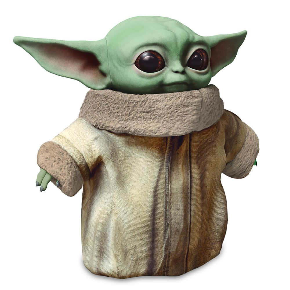 Baby Yoda Plush Arriving With Cuteness This Spring 3