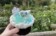 The New Menagerie Cupcake At Animal Kingdom Is Snow Cute