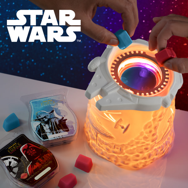 The Force Is Strong With The New Star Wars Scentsy Collection 2