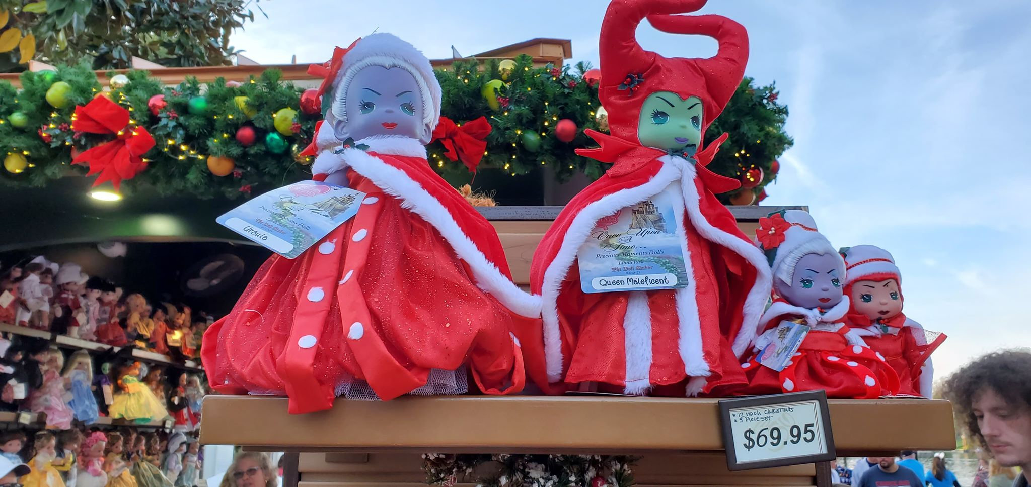 Disney Precious Moments Dolls Are Dazzling For The Holidays 1