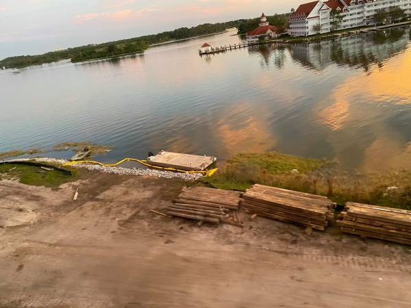 Update: Walkway from the Grand Floridian Resort to the Magic Kingdom 3