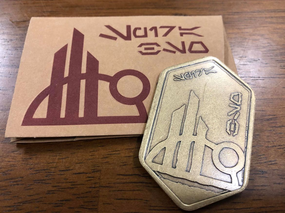 Star Wars Batuuan Spira Credit Medallion