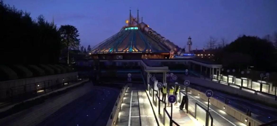 Disneyland Paris' Autopia Gets a Magical Makeover