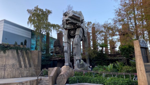 Rise Of Skywalker Is Now Available On Star Tours in Hollywood Studios 4