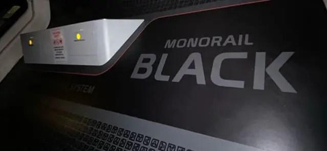 Monorail Black Makes Its Debut at Walt Disney World