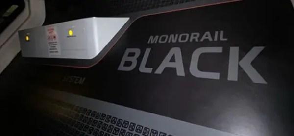 Monorail Black at Walt Disney World