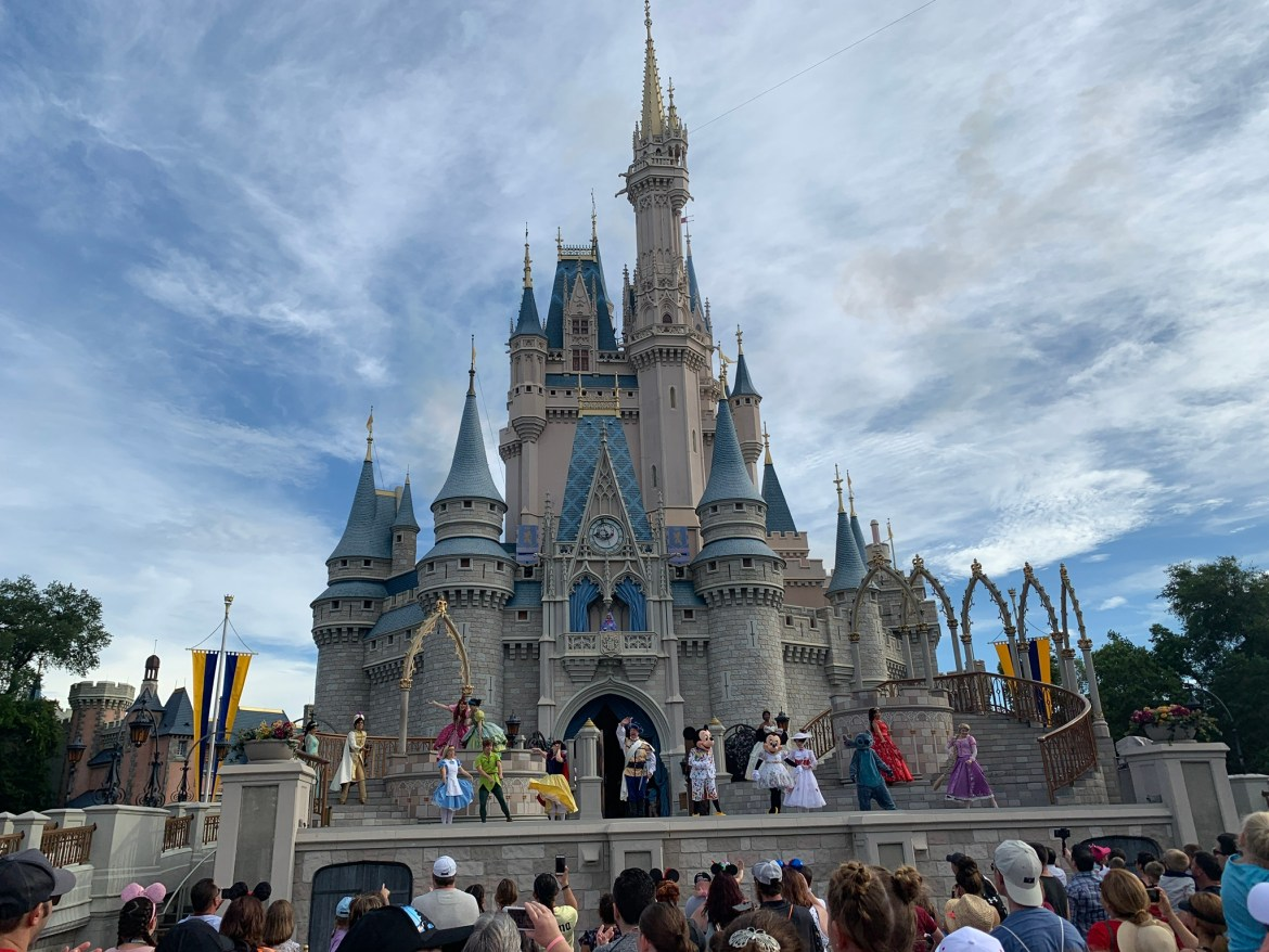 Disney Beats Out Sporting Events in Attendance